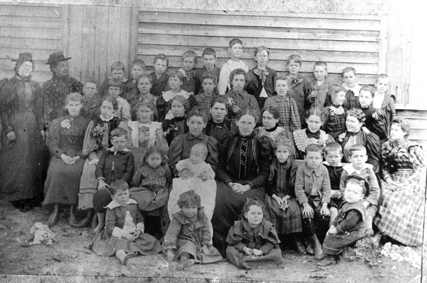 The Oak School 1892