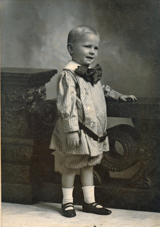 Unidentified Child 001