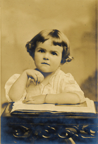 Unidentified Child 002