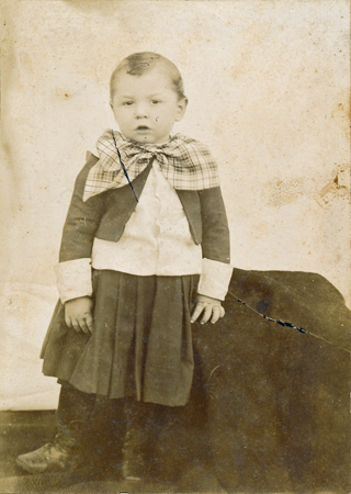 004 - Unidentified child
