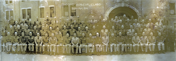 Second Special Class 1941