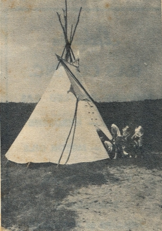 Mother's Teepee