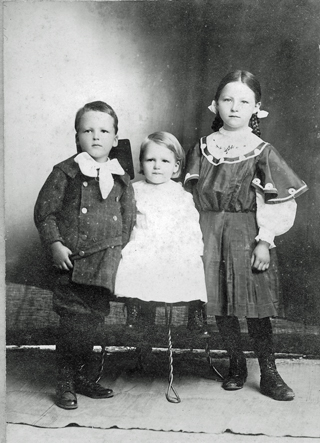 Children of Lizzie Todd Williams