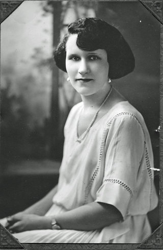 Miss Arnold, worked for Bell & Ellis