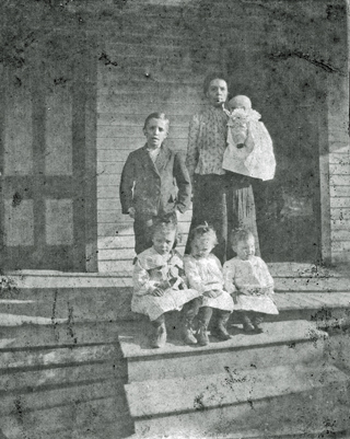 Timms Family of East Point
