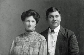 Wm. G. and Fanie Dodson Travis