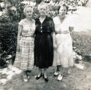 Auntie, Aunt Laura, other woman