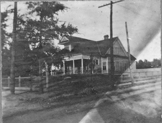 Judge Humphries Hapeville Home